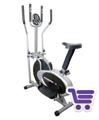 Confidence Fitness PRO | Bicicleta elíptica | Runnium.es