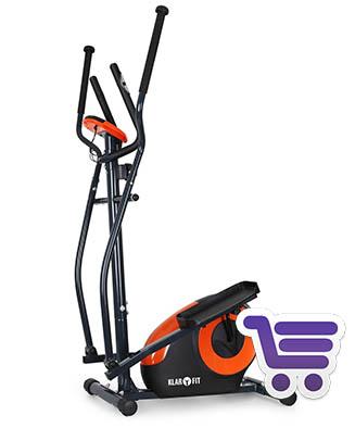 Klarfit Ellifit FX 250 | Bicicleta elíptica | Runnium.es