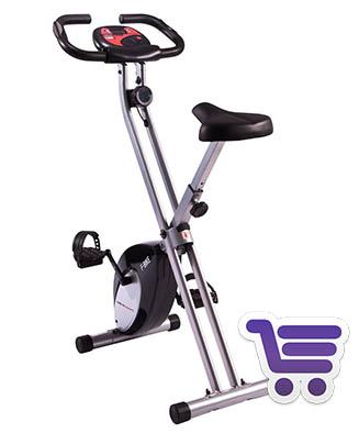 Ultrasport F-Bike | Bicicleta estática | Runnium.es