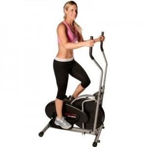 Confidence Elíptica Con Ordenador Fitness demo