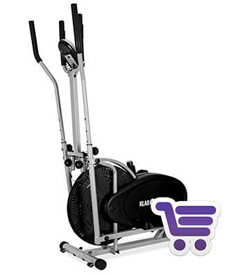 Klarfit Orbifit Advanced | Bicicleta elíptica | Runnium.es