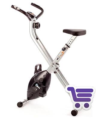 V-Fit MXC1 Folding | Bicicleta estática | Runnium.es