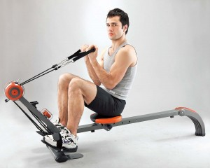 Body Sculpture BR3010 Rower demo