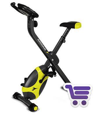 Diadora DB-EASYPL | Bicicleta estática | Runnium.es