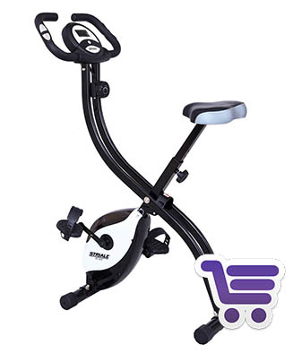STRIALE SV 312 Hand Pulse | Bicicleta estática | Runnium.es