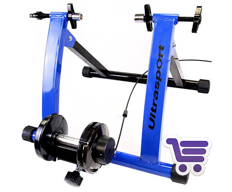 Ultrasport 330900000027 | Rodillo para bicicleta | Runnium.es