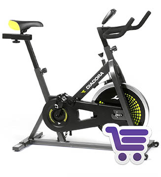 Diadora Tour 18 | Bicicleta spinning | Runnium.es
