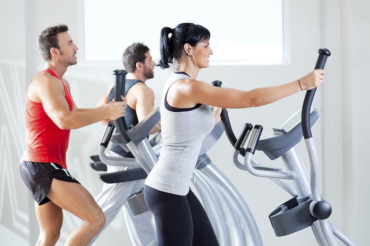 Quemar más calorías en tu bicicleta elíptica Vistas 0