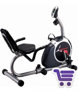 VB Italia | Bicicleta estática reclinable | Runnium.es