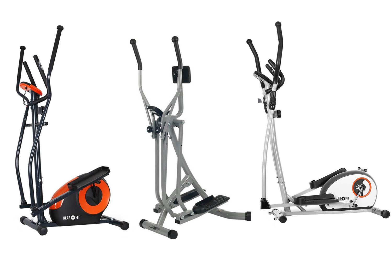 bicicletas elípticas Klarfit