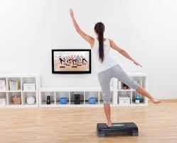 entrenar y ver la tv