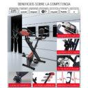 Sportstech F-Bike X100 beneficios