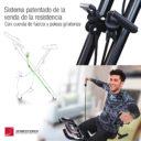 Sportstech F-Bike X100 cuerdas elásticas