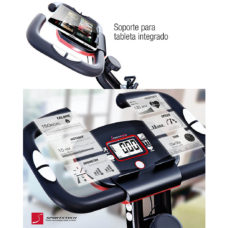 Sportstech F-Bike X100 soporte para tableta