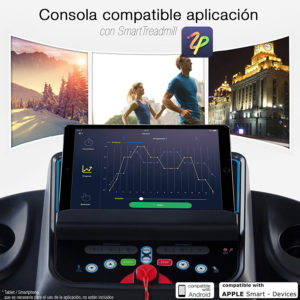 Sportstech F26 consola LCD