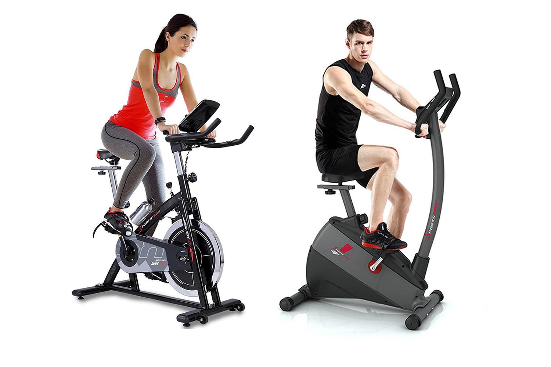 Las bicicletas estáticas Sportstech