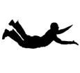 salto barriga cama elástica runnium