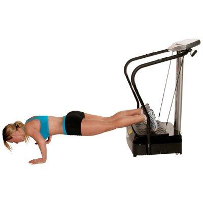 Zona abdominal flexión plataforma