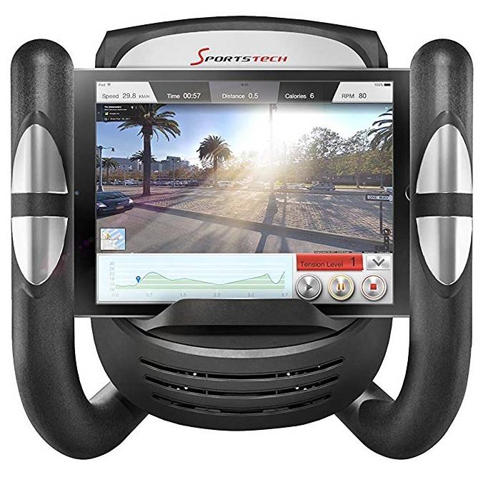 Sportstech CX625 consola LCD