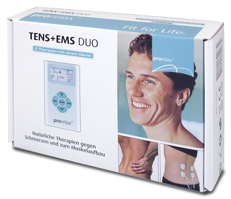 Prorelax TENS+EMS DUO caja