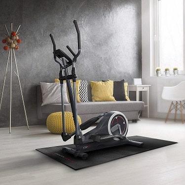 Bicicleta elíptica como terapia
