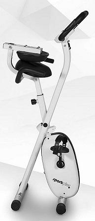 SportPlus Heimtrainer S-Bike plegable
