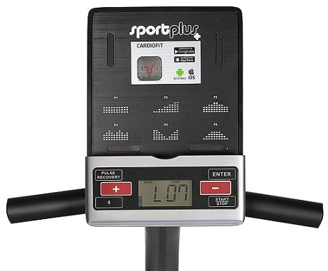 SportPlus SP-RB-9500-iE consola LCD