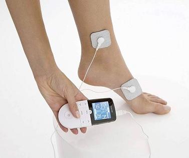 electroestimulador circulación