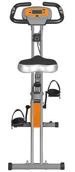 songmics bicicleta estática fitness